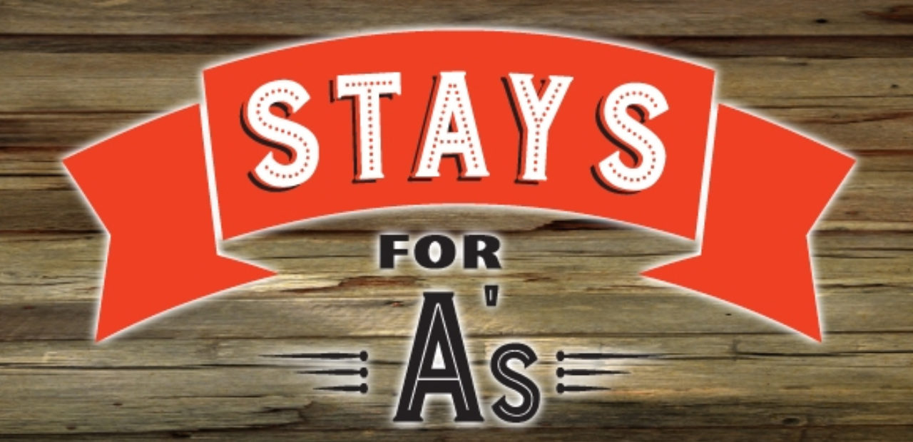Stays For As