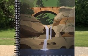 Park Passport Book