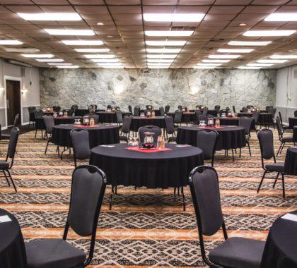 Reception Ballroom Interior
