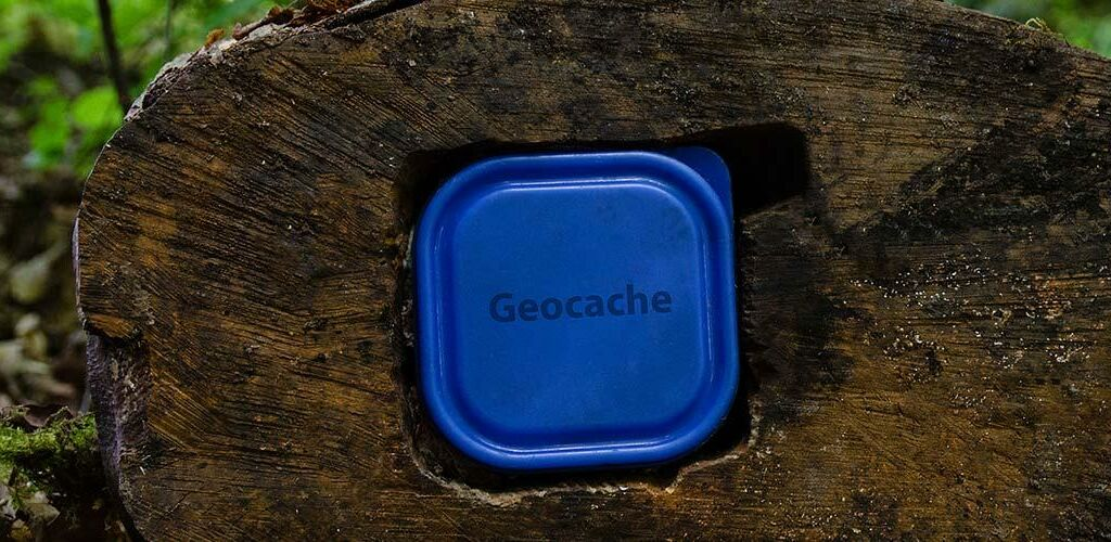Geocaching location