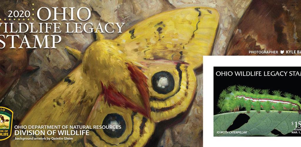 Ohio Wildlife Legacy Stamp